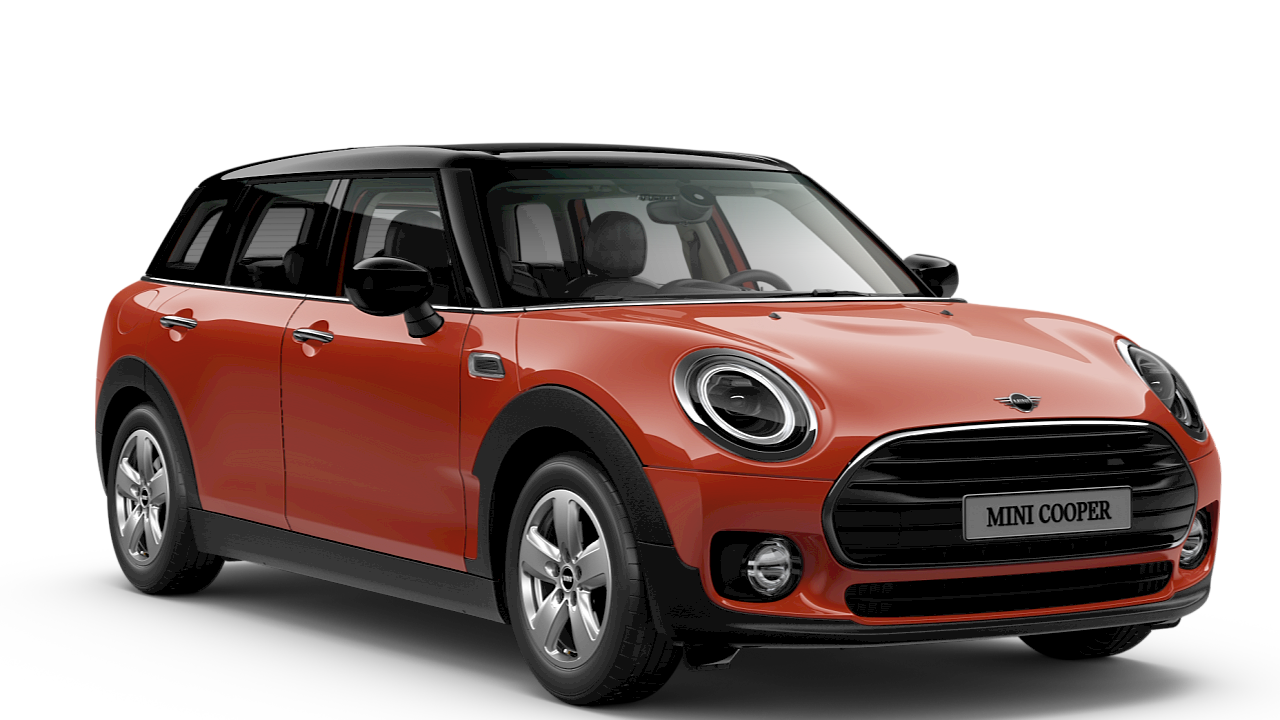 MINI Cooper Clubman – side view