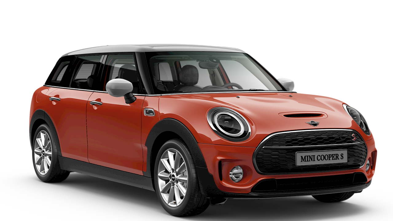 MINI Cooper S Clubman – side view
