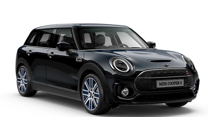 MINI Clubman - Front View - MINI Yours Uitvoering