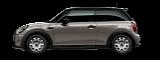 MINI 3-door Hatch side view
