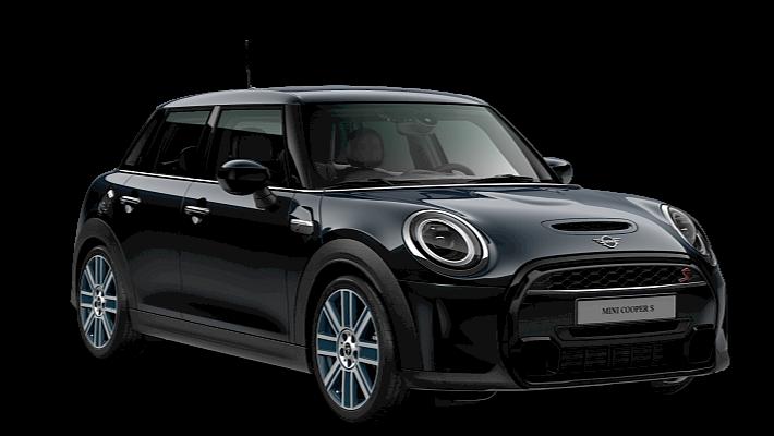 MINI  5-door Hatch - Front View - MINI Yours Trim
