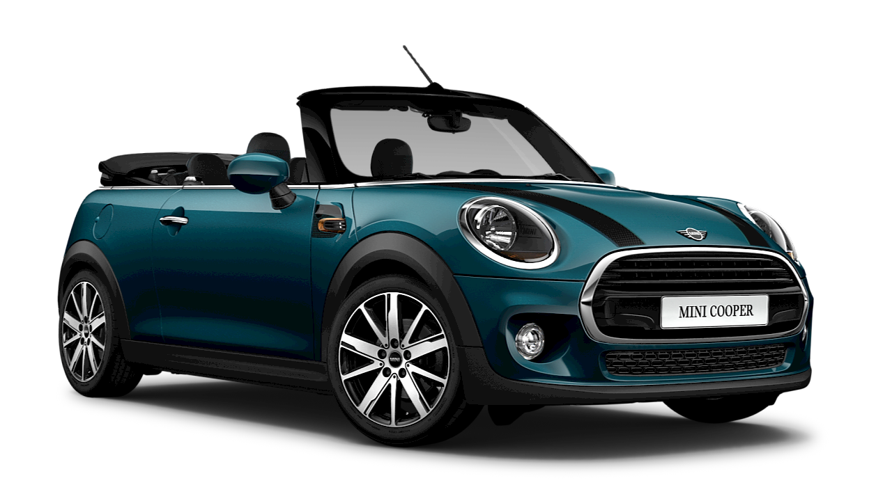 MINI COOPER CABRIO SIDEWALK EDITION