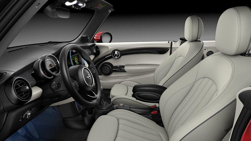 MINI Convertible MINI Yours interior