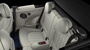 MINI Convertible back seats