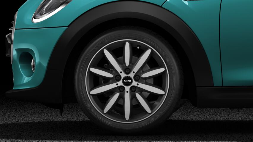 "MINI Cooper Convertible 17"" Propeller Spoke Light Alloy Wheels"