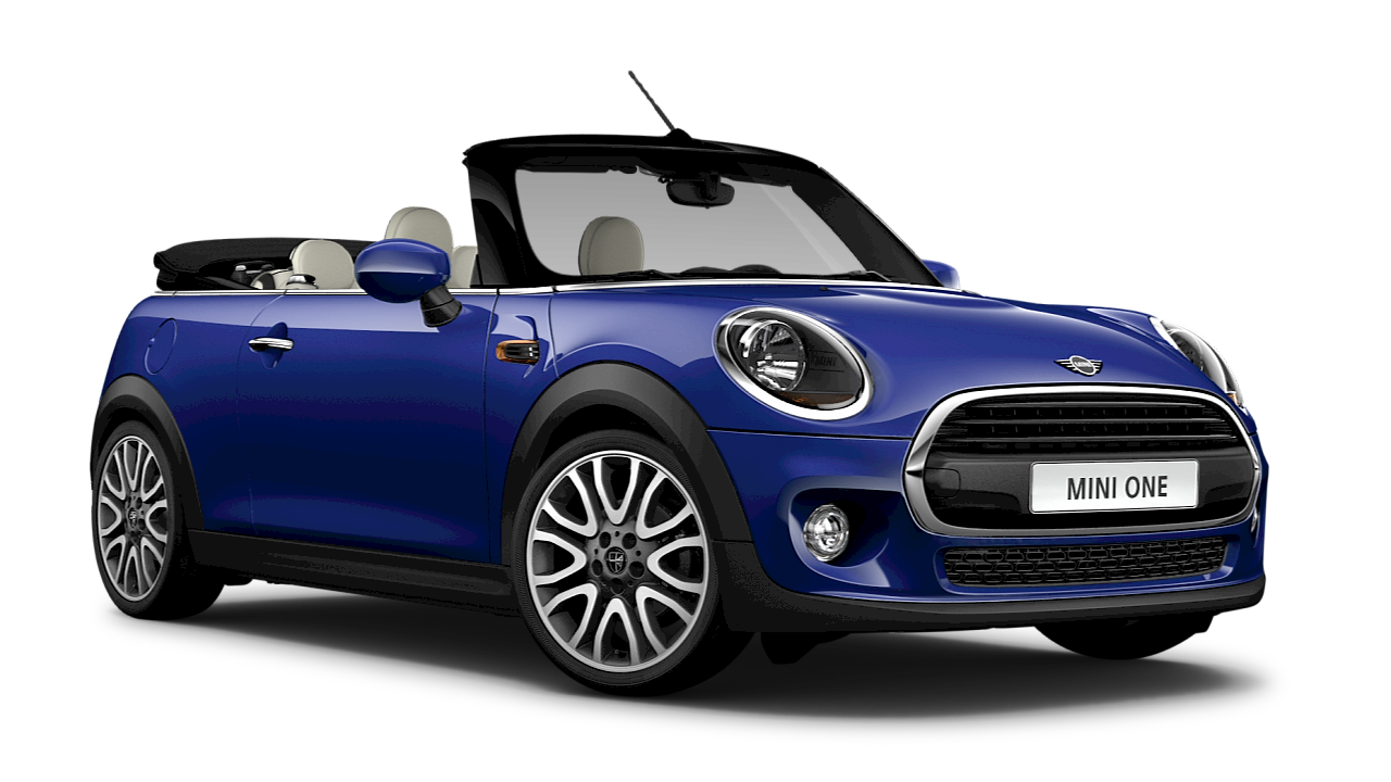 MINI Blackyard One Cabrio