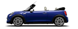 MINI Convertible side view