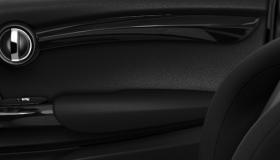 Interieuroberfläche Black Chequered