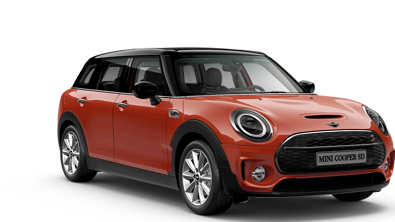 COOPER SD The NEW MINI CLUBMAN