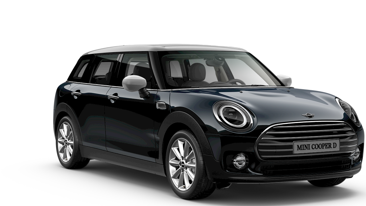 COOPER D The NEW MINI CLUBMAN