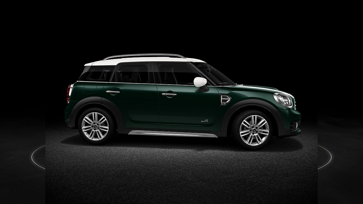 MINI Cooper D All4 Countryman Side profile