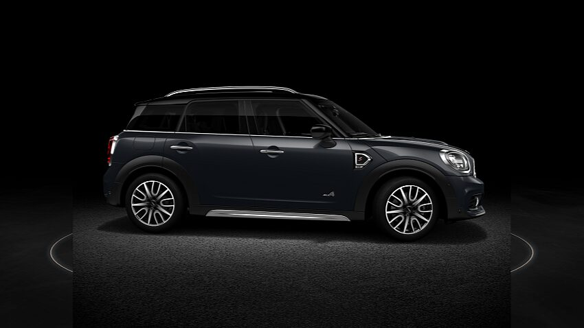 MINI Cooper SD All4 Countryman side profile