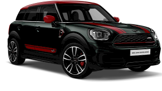 John Cooper Works – MINI Countryman – najsilnejšie MINI