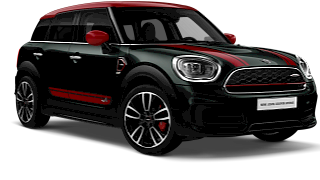 John Cooper Works Countryman – самый мощный MINI