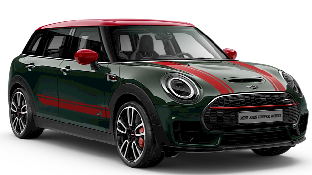 THE NEW MINI JCW CLUBMAN