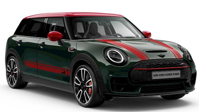 MINI CLUBMAN JOHN COOPER WORKS.