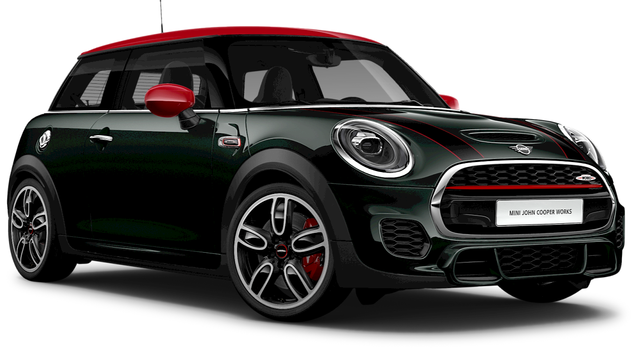 John Cooper Works 3-Door Hatch – most powerful MINI