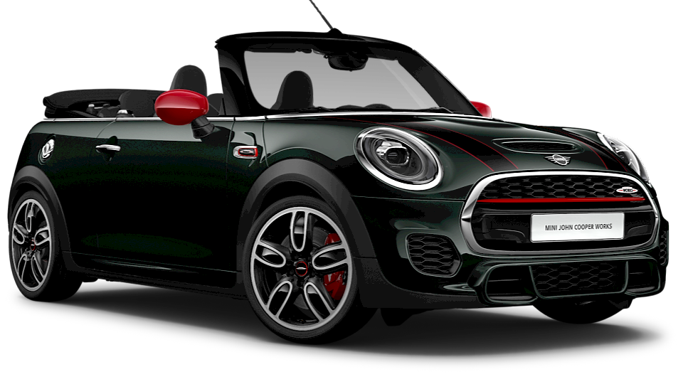John Cooper Works Cabrio – most powerful MINI