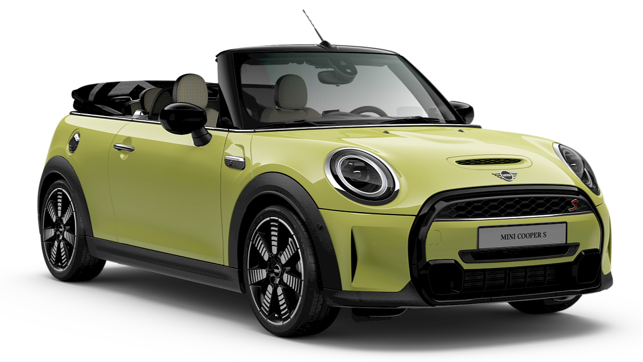 MINI CONVERTIBLE – MINI open top – cabrio