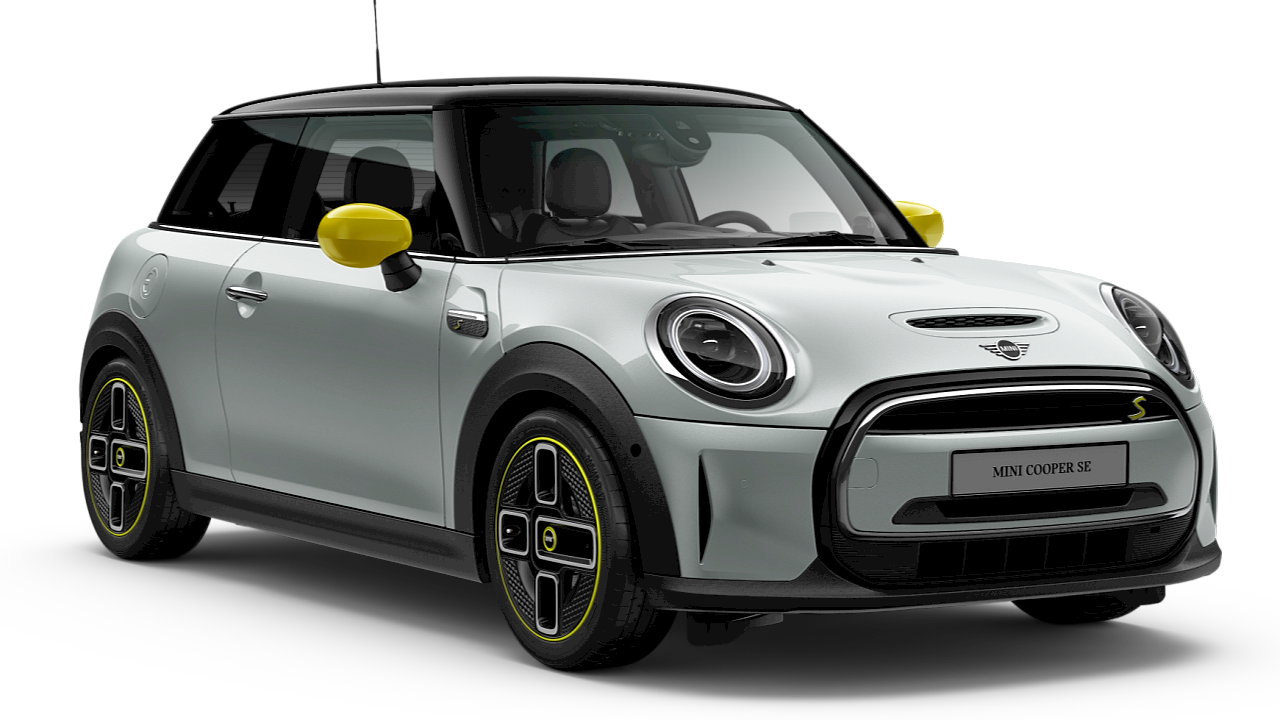 MINI 3 ajtós Cooper SE – elektromos MINI – MINI electric