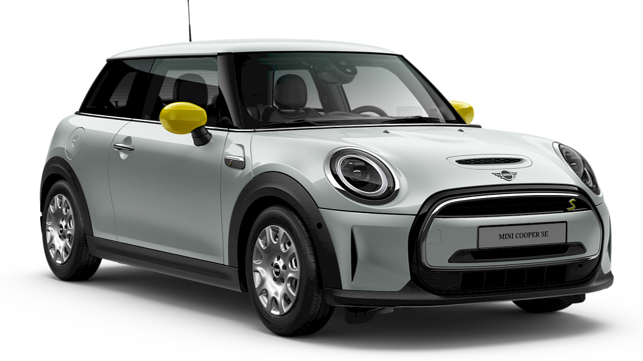 MINI 3-door Cooper SE – all-electric MINI – MINI electric