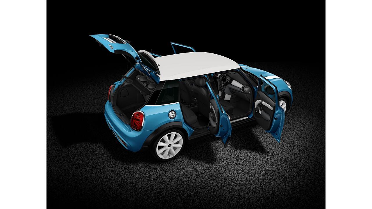 MINI Cooper S Hatch 5-Door full open body profile