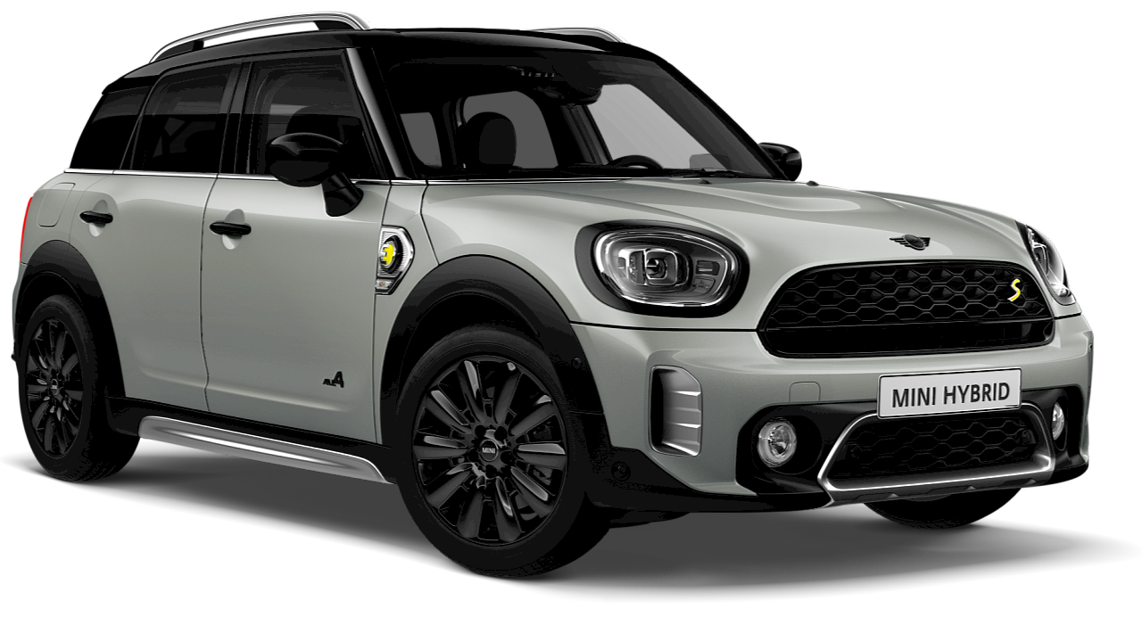MINI COUNTRYMAN PLUG-IN ХИБРИД – MINI COOPER SE COUNTRYMAN ALL4