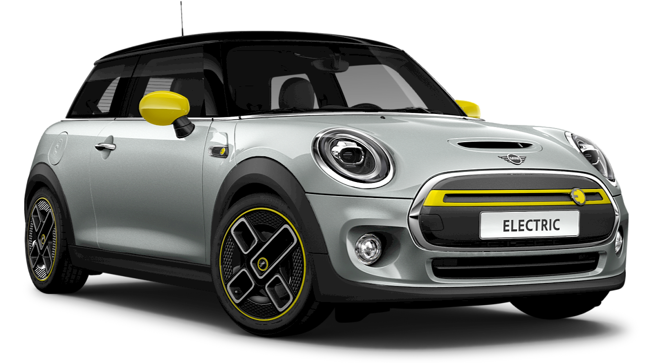MINI 3 door Cooper SE – all-electric MINI – MINI electric