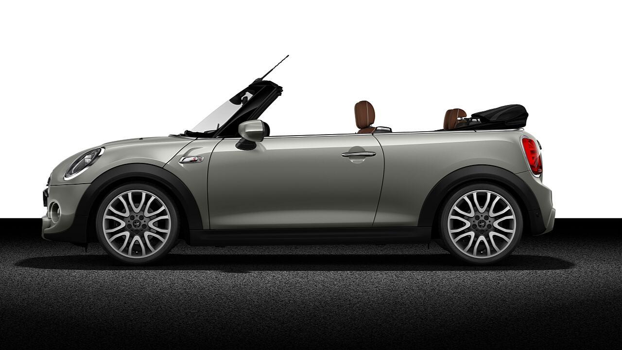 MINI Cooper S Convertible Side profile