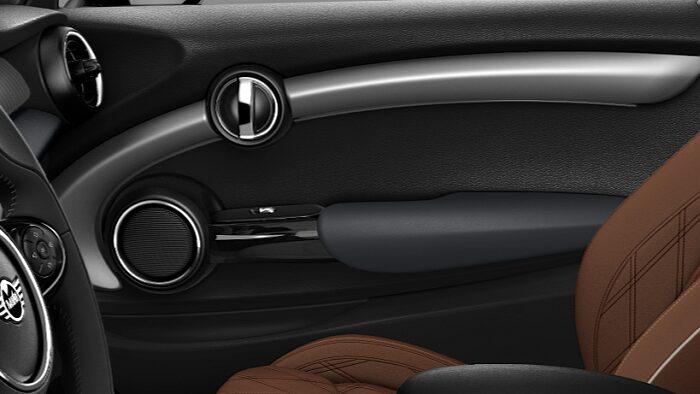 MINI Cooper S Convertible door bezel design