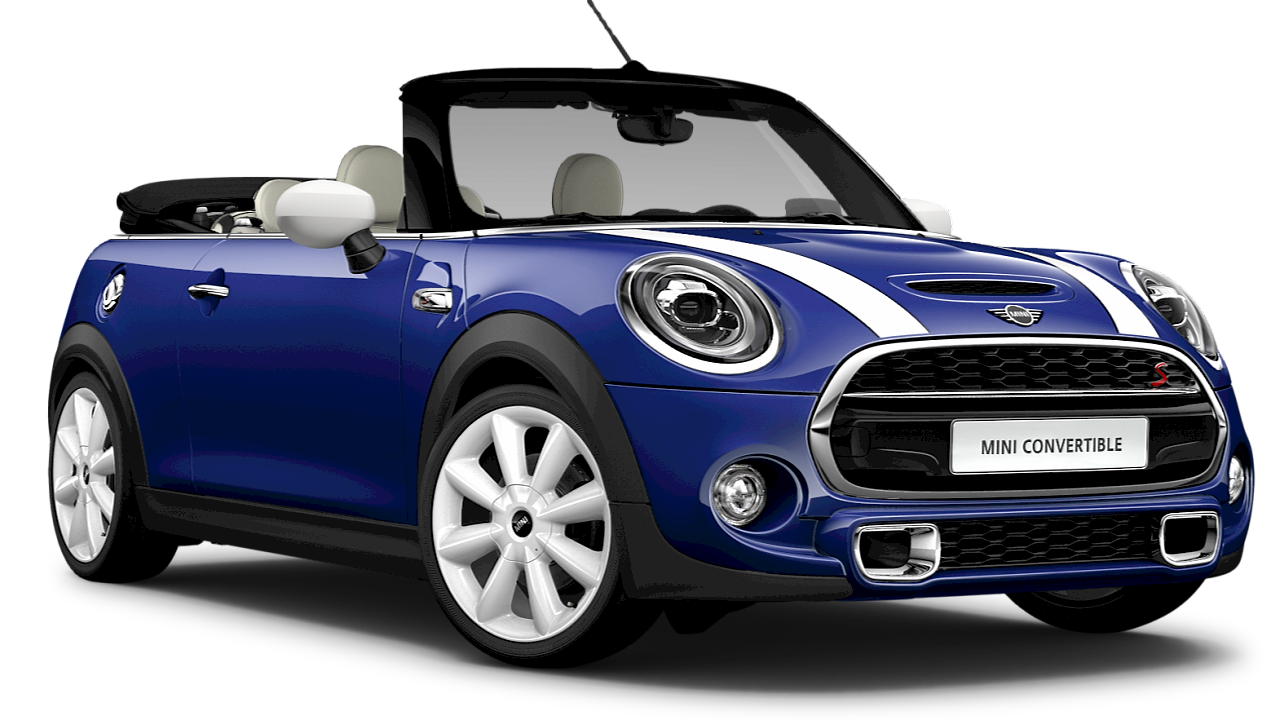 MINI CONVERTIBLE – MINI open top – cabriol