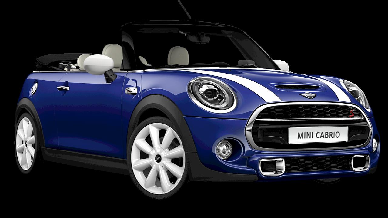 MINI CABRIO –MINI open top –cabrio