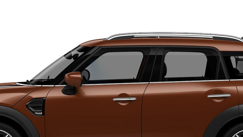 MINI Cooper Countryman roof and exterior mirror caps