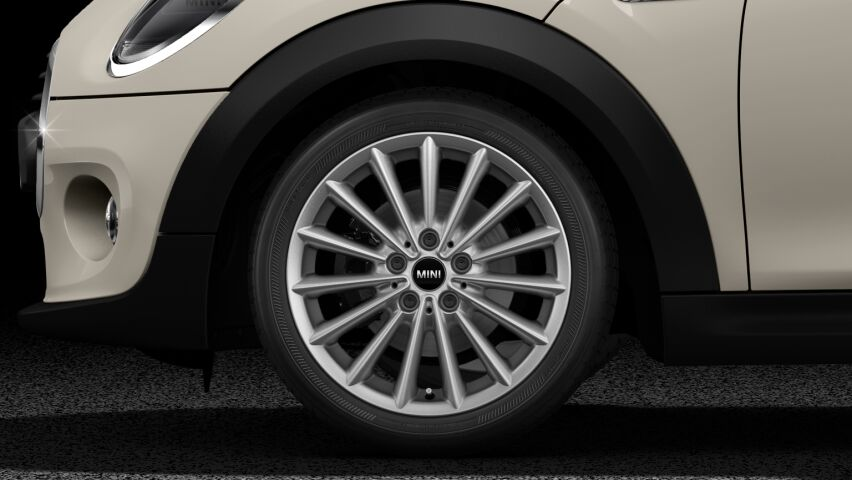 MINI Cooper One D Light Alloy Wheels