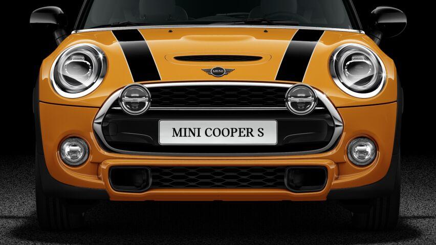 MINI Cooper S 3-deurs LED-verstralers
