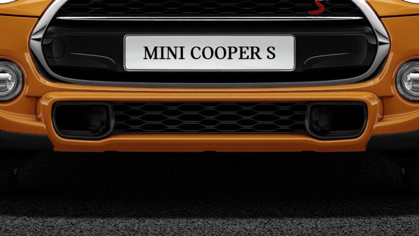 MINI Cooper S 3 Door Track style airducts