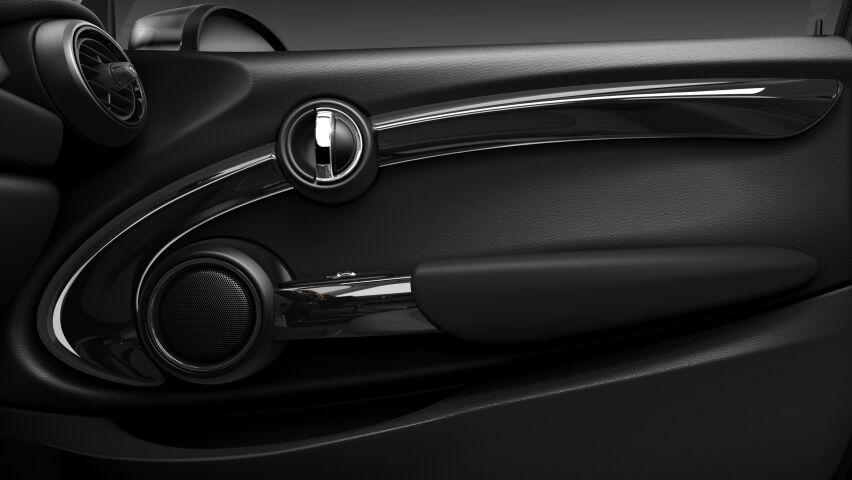 MINI Cooper S 3-deurs deurellipsen
