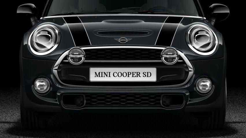 MINI Cooper SD 3 Door Hatch Front LED Headlights