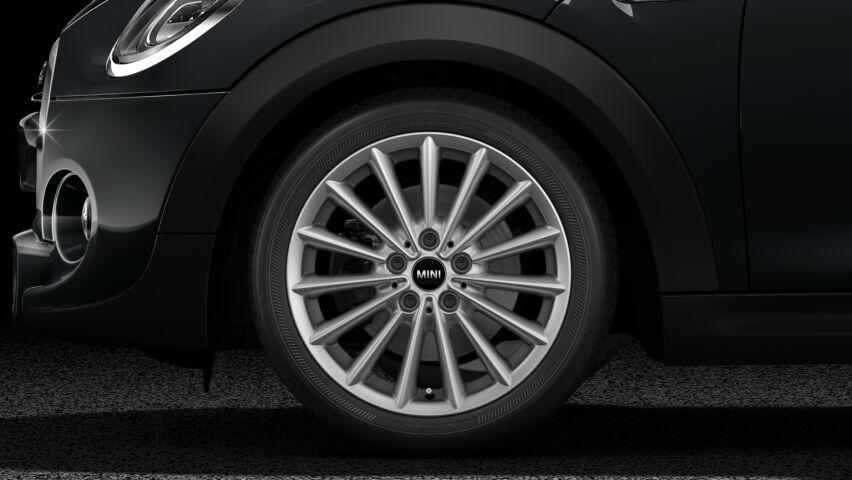 """MINI Cooper SD 3 Door Hatch 17"""" multispaak lichtmetalen velgen"""