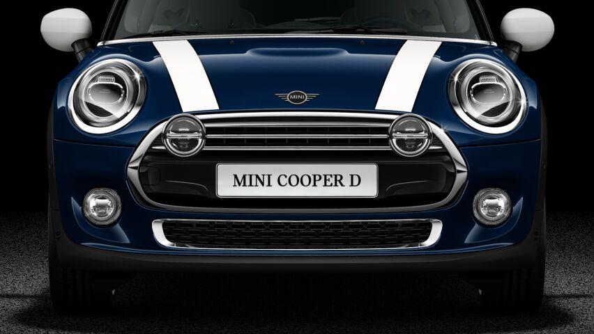 MINI Cooper D 3-deurs led-verstralers