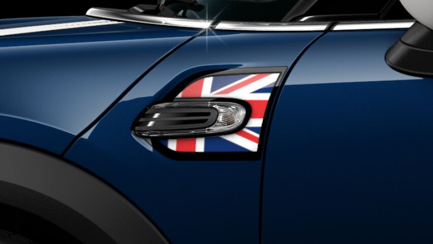 MINI Cooper D 3 Door Union Jack Side Scuttles