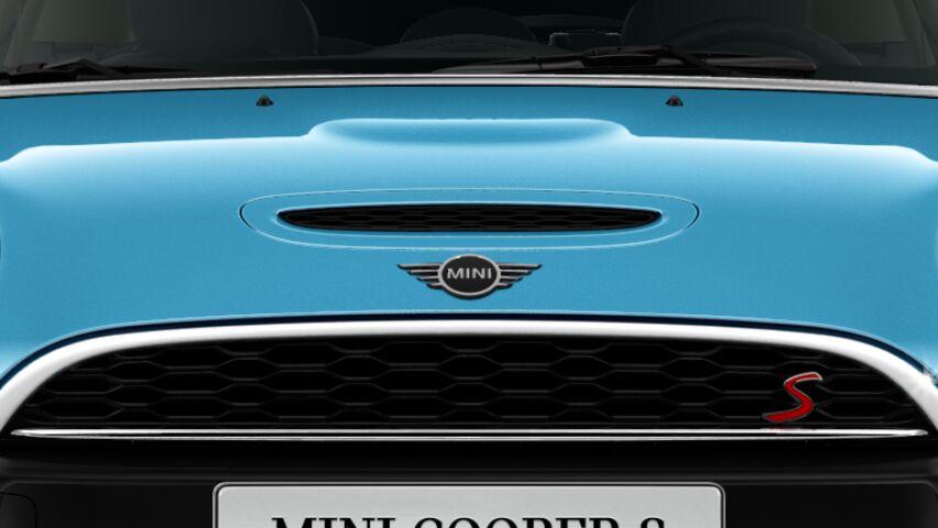 MINI Cooper S 5 Door ボンネット・エア・インテーク