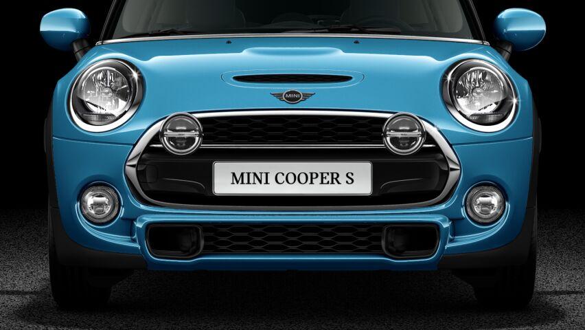MINI Cooper S 5 Door クローム & ブラック LEDライト