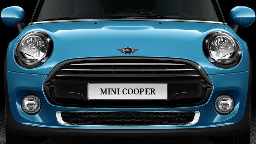 MINI Cooper 5 Door フラッシュ・エンジン・フード