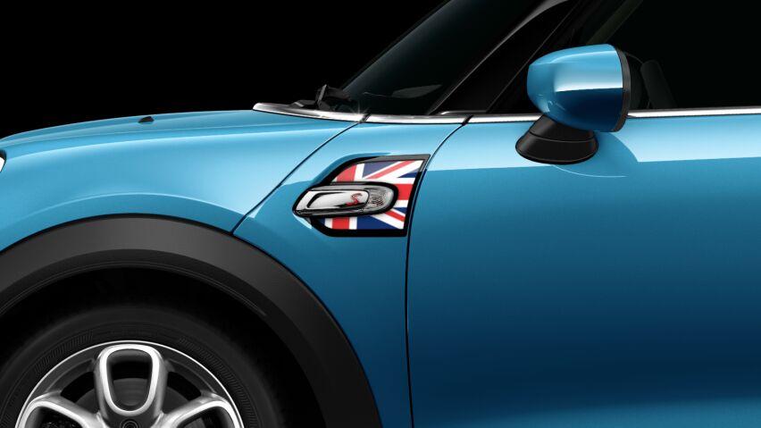 MINI Cooper S 5 Door ユニオン・ジャック サイド・スカットル