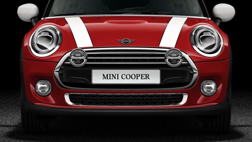 MINI Cooper 3-deurs LED-verstralers