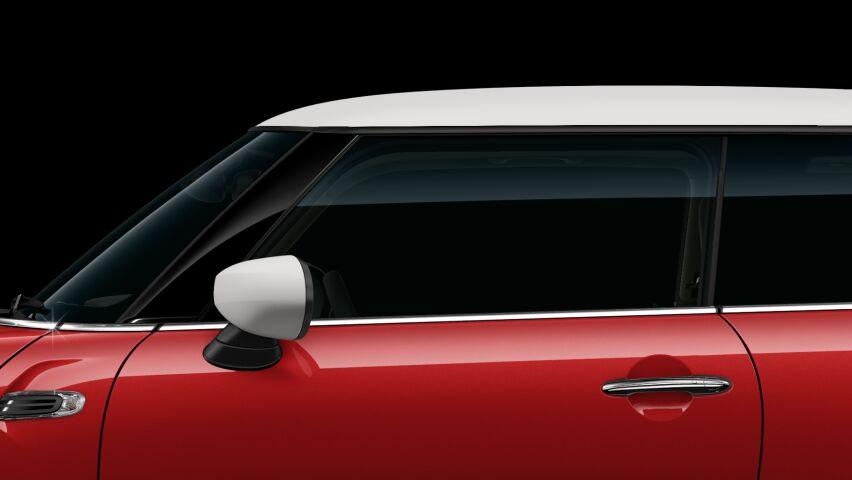 MINI Cooper 3 Door dynamic roofline