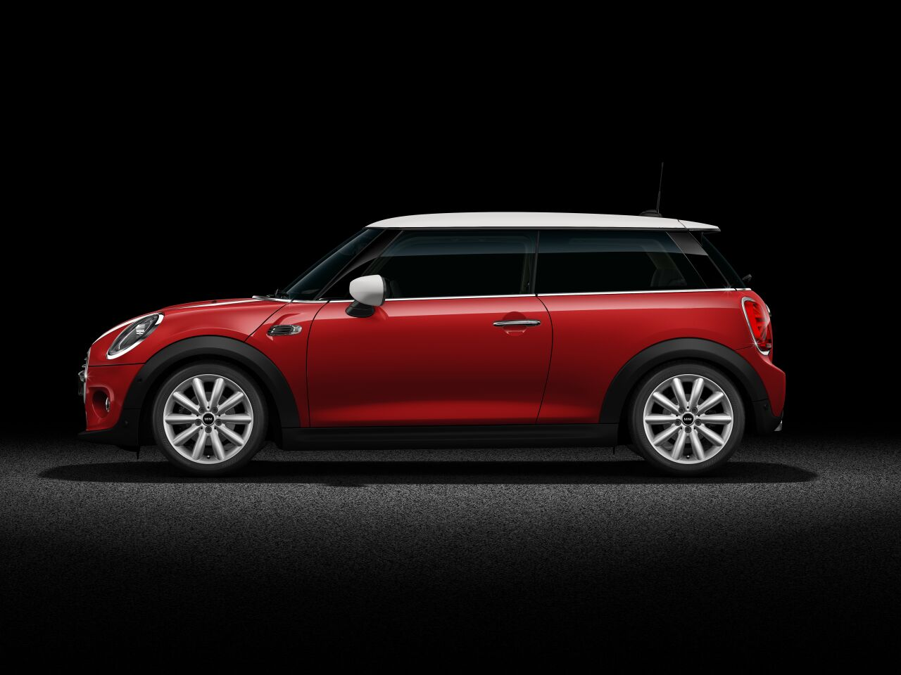 MINI Cooper 3 Door full body