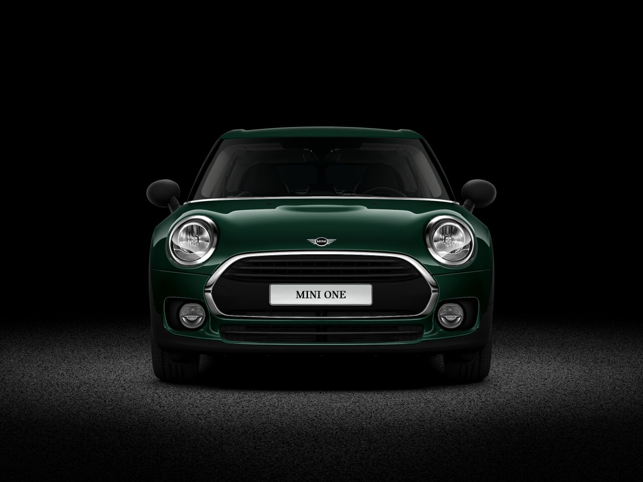 MINI ONE Clubman front profile