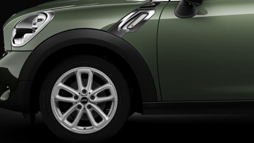 MINI Cooper Crossoverの軽量アロイ・ホイール